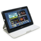 Fosmon Leather Folding Stand Case For Samsung Galaxy Note 10.1 N8000 N8010 N8013
