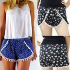 Fashion Women Sexy Hot Pants Summer Lady's Casual Shorts High Waist Beach Short