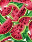 Timeless Treasures Watermelon Quilt Fabric Fat Quarter