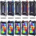 WATERPROOF SHOCKPROOF ALUMINUM GORILLA GLASS METAL CASE COVER FOR SAMSUNG MODELS
