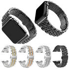 38mm/42mm Stainless Steel Wrist Watch Band Strap Bracelet For Apple Watch iWatch