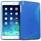 Fosmon Thin Durable Tough Soft TPU Gel Case Cover Skin for Apple iPad Mini 1 2 3