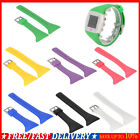 Luxury Replacement Silicone Wrist Watch Band Strap Bracelet for Polar FT4 FT7