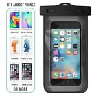 WATERPROOF UNDERWATER DRY POUCH BAG CASE COVER FOR ALL SAMSUNG MODELS