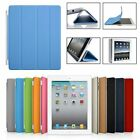 New Slim Magnetic Leather Smart Cover Case For Apple iPad 2 3 4 iPhone 6 Plus