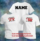 T-Ball Will Yell (Pick Family) & Personalize T-Shirt Adult Sizes XS - 6XL_