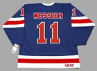 MARK MESSIER New York Rangers 1991 CCM Vintage NHL Hockey Jersey