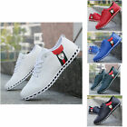 New Fashion Sneakers Men's Breathable Recreational Trainers Casual Shoes UK Size