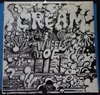 Cream Wheels Of Fire RSO - RS-2-3802 US Pressing Vinyl LP