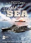Tigers of the Sea (DVD, 2007, 2-Disc Set) No Outer Case WORLD SHIP AVAIL!