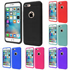 For iPhone 7 Plus Thin Silicone Skin Rubber Cover Case