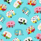 Henry Glass Quilt Camp Quilt Fabric By the Yard