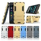 HK-Shockproof Stand 2 in 1 Armor Cover Case Skin For Sony Xperia E5