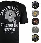 Super Bowl Champion Team Graphic T-Shirt NFL Team Apparel Men's M L XL 2XL A21