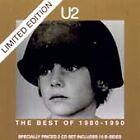 The Best of 1980-1990/The B-Sides [Limited] by U2 (CD, Nov-1998, 2 Discs,...