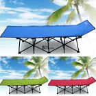 Outdoor Portable Army Military Folding Camping Bed Cot Camp Hiking 3 Colors New