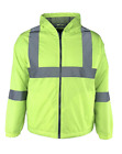 Buffalo Outdoors™ Hi Vis Windbreaker Lined Field Jacket Men's M, L, XL, 2XL, 3XL