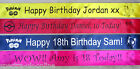 POKÉMON GO PERSONALISED BANNER, Birthday or any occasion, CHOOSE YOUR GRAPHIC
