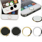 New Aluminium Metal Home button Stickers For iPhone 5S 6/6 plus