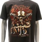 Sz M L Bullet For My Valentine T-shirt Tee Fever Metal Live Tour Many Size Bu33
