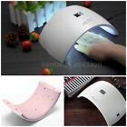 Abody SUN9S 24W LED UV Lamp Nail Gel Dryer Nail Art Painting Salon Tool R5H6