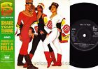 "Salt n Pepa Shake your thang (It's your thing) 7"" FFR11 VG/EX UK"