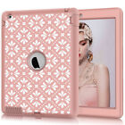 HYBRID SHOCKPROOF MILITARY HEAVY DUTY CASE COVER FOR APPLE IPAD 2/3/4 MINI/AIR