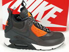 Nike Air Max 90 Sneakerboot WNTR Brown Orange Boots Casual Shoes 684714-200