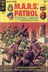 Mars Patrol Total War (1966) #10 VG- 3.5 LOW GRADE