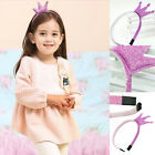 Fantastic Baby Girls Princess Hair Hoops Costume Party Decor for Kids Hair