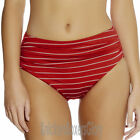Fantasie Swimwear Ravello Deep Bikini Brief Rouge Red 5609 NEW Select Size