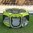New BestPet L/M/S Pet Dog Cat Tent Playpen Exercise Play Pen Soft Crate