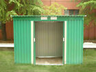 New Metal Garden Shed 6 X 4, 8 X 4, 8 X 6, 10 X 8 Garden Storage WITH FREE BASE