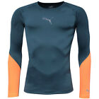 Puma Lite LS Mens Compression Power Cell Mens Base Layer Top Tee 513186 06 R11