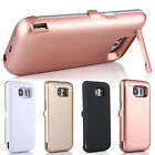 2 in 1 Power Bank 6500mAh Backup Battery Charging Case Cover For Samsung S7 Edge