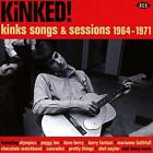 Kinked! Kinks Songs And Sessions 1964-1971 - Various Artists (NEW CD)