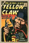 Yellow Claw (1956) #4 FR/GD 1.5