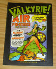Fred Kida's Valkyrie! TPB VF airboy - air fighters - alex toth introduction 1982
