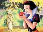 Snow White Edible Party Cake Image Topper Frosting Icing Sheet