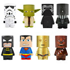 OFFICIALLY LICENSED DC COMICS STAR WARS LOOK ALITE MOOD NIGHT LIGHT USB LAMP