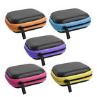 Square Carrying Cases Storage Bags Pouch for Cellphone Earphone Headset Earbuds
