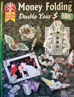 Money Folding 101 Project Book Norma Eng Make Shirts Butterflies Roses Neckties