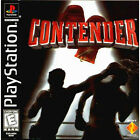 Contender [E] COMPLETE Sony Playstation 1 PS1 PSX Game