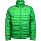 Adidas Performance Hiking Light Down Green Mens Full Zip Jacket 2 F95271 R