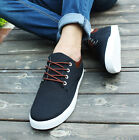 New Fashion Low-Top  Canvas Men's Breathable Recreational Shoes Casual shoes