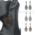 Vintage Boho Fashion Jewelry Chandelier Women Charm Ear Stud Dangle Earrings