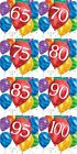 BALLOON BLAST 16 2PLY NAPKINS (Party/Celebration/Decoration)
