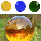 Quartz Clear Crystal Healing Ball Color Divination Future Magic Sphere Decor Hot