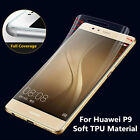 Clear Soft TPU Full Coverage Anti-explosion Screen Protector Film For Huawei P9