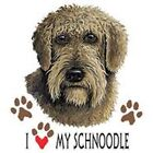 Schnoodle Pick Your Size T Shirt 7 X Large to 14 X Large